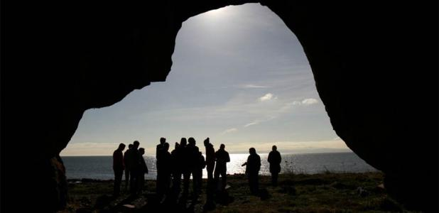 The Wemyss Caves: Ancient Pictish History and the Writing on the Walls