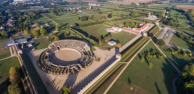 Amphitheater, Xanten Archeological Park