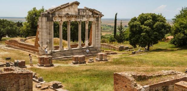Ruins of Apollonia, Albania