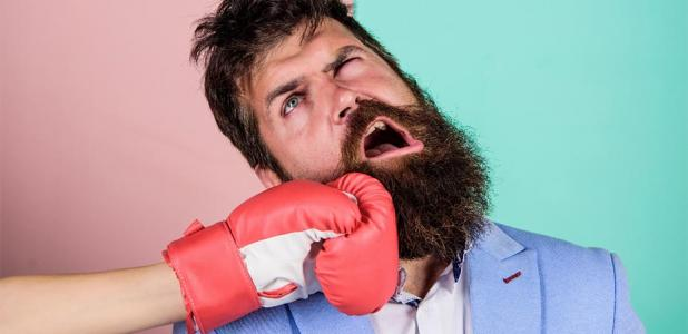 Scientists have found the evolutionary reason for beards. Source: be free / Adobe Stock
