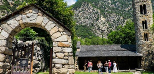 La Margineda and Santa Coloma heritage                 Source: Photo by Visit Andorra