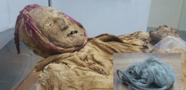 Earthquake in Ecuador Reveals Bizarre Burial of a Mummy in a Jar with a Little Mouse