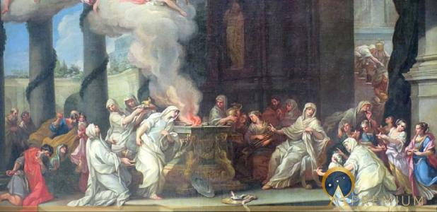 Keepers of the Sacred Flame from Ancient Rome to India