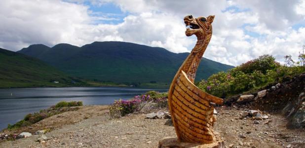 Viking migrants in Ireland. Source: Jürgen Hamann / Adobe Stock.