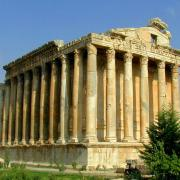 The Temple of Bacchus. (CC BY-SA 3.0)
