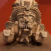 Shaman Fingurines and their transformations (Quito Museum, Ecuador)