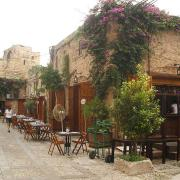 The old souk in Byblos, Lebanon (Public Domain)