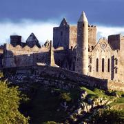The Rock of Cashel in Ireland pictured in the Summer of 1986. (CC BY-SA 3.0)