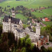 The Neuschwanstein castle. (CC BY 2.0)
