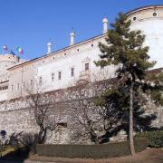 The Prince-Bishops of Trent ruled from Buonconsiglio Castle from the 13th until the 19th century. (CC BY-SA 3.0)