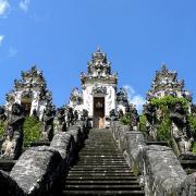 Pura Lempuyang Luhur, Gunung Lempuyang, Bali(CC BY 2.0)