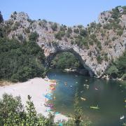 The Pont d'Arc(CC BY-SA 3.0)
