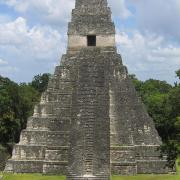 Tikal (Guatemala), temple 1, August 2006. (CC BY-SA 2.5)