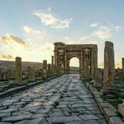 Timgad | by dantoujours (CC BY-SA 2.0)
