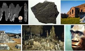 Top 10 Archaeological Discoveries of 2016: From Lost Cities to Ancient Tombs, Shrines, Maps and Unknown Species