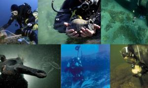 Top 10 Underwater Discoveries of 2015