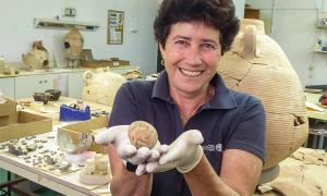 1000-Year-Old Chicken Egg Found in Israeli Cesspit