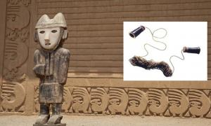 The enigmatic 1,200-year-old telephone made by the Chimu people