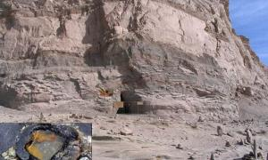 150,000-Year-Old Pipes in China