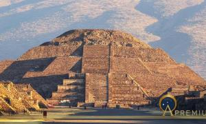 Cerro Gordo Standing Sentinel Over Teotihuacan