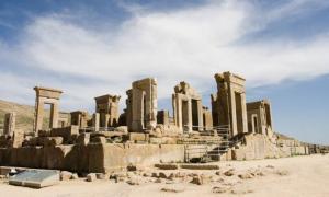 2,500-year-old city of Persepolis in Iran