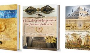 3 Free Ebooks from Ancient Origins