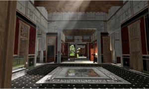 Magnificent 3D Reconstruction of Pompeii Home Sheds Light on Life in the Ancient City Before its Destruction