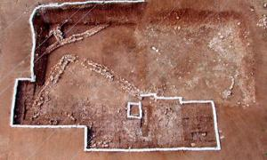 6,500-year-old oven with heating and hot water system  in Croatia