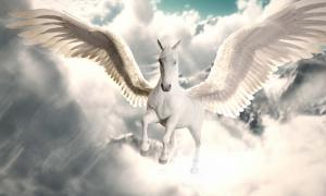 Flight of the Pegasus.