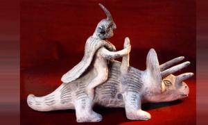 The Immense Collection of Strange Acambaro Figurines: Evidence of Dinosaurs Living Among Us?