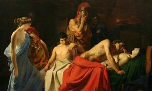 Achilles and Patroclus: Brothers from Other Mothers or Passionate Paramours?