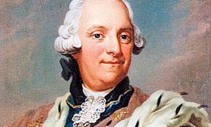 Portrait of Adolf Frederick of Sweden