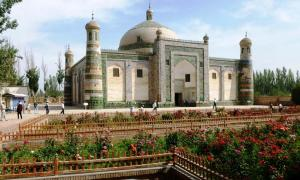 The Afaq Khoja Mausoleum And The Legacy Of A Great Uyghur Leader