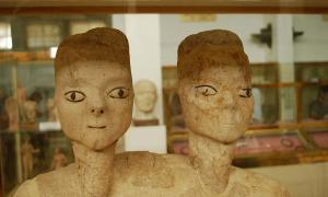 The Ain Ghazal Statues: Jordan's Unique and Graceful Neolithic Figures