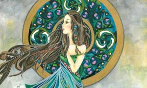 Aine: A Radiant Celtic Goddess of Love, Summer, and Sovereignty