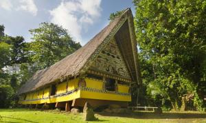 Airai Bai meetinghouse