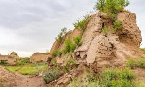Ajina-Tepa remain in Tajikistan                     Source: Aleksandar/ Adobe Stock