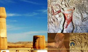 Collection of Egyptian Art, design by Anand Balaji (Photo credits: Heidi Kontkanen, Oliviero Piccinali, and Julian Tuffs); Deriv.