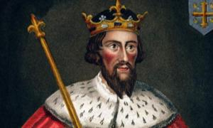 Alfred the Great. (19th century).