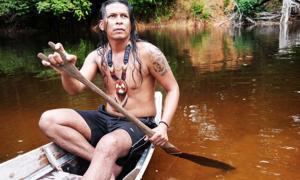 Arowak Indian. Credit: Pixeltheater / Adobe Stock