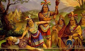 Heroes, Lumberjack-Giants And Monsters Of American Mythology