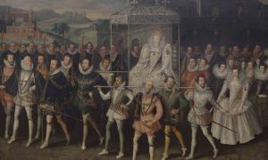 A Royal Love Affair: The Mystery of Amy Robsart Dudley's Death