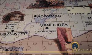 Puzzle of Ancient Anatolia, Istanbul Archaeological Museum (Image: Courtesy Micki Pistorius)