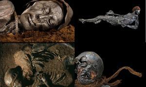Ancient Bog Mummies