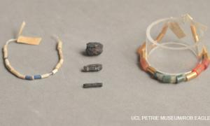 Ancient Egyptian Jewelry from Space
