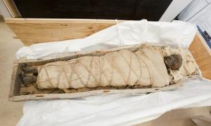 1,700-year-old mummy