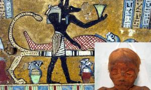 New Research Shows that Some Ancient Egyptians Were Naturally Fair-Haired