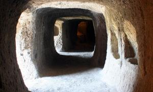 Ancient Etruscan Underground Pyramids Discovered in Italy