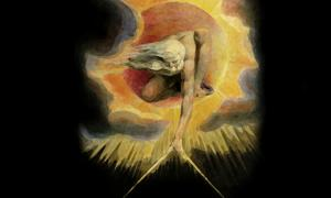 The Ancient of Days (William Blake, 1794)
