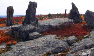 Evidence of Ancient Megalithic Culture in Massachusetts Revealed For the First Time